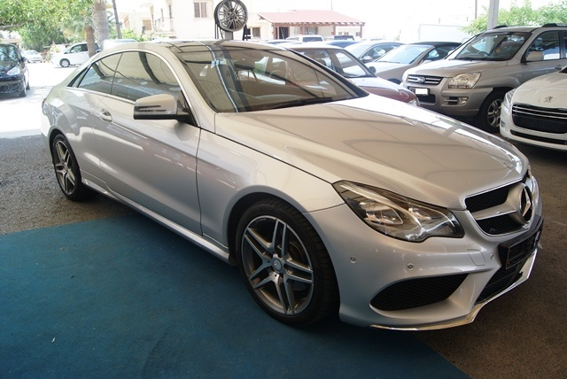 Mercedes E350 Amg Bluetec Auto Sport Sc Motors Ltd